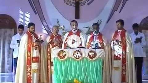 Syro Malabar Holy Mass in Malayalam