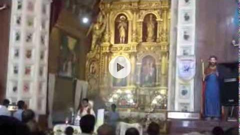 Holy Qurbana at St. Mary's Forane Church, Kuravilangad, India