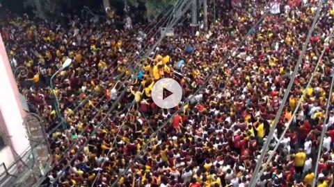 Black Nazarene Of Quiapo