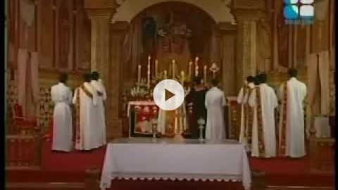 Malayalam Qurbana Part 2 by Catholicos Baselios Mor Cleemis Antiochene Liturgy