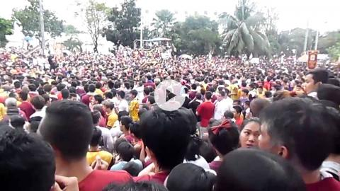 Feast of the Black Nazarene, Manila, Philippines, January 9, 2015