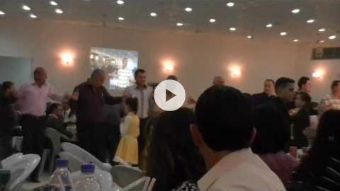 Mannar & Saeb Wedding in Alqush on March 25th 2010  زواج صائب و منار في القوش