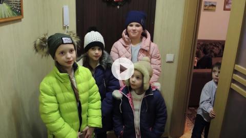 Carols, feasts and blessings for Feast of Jordan, in Lviv, Ukraine